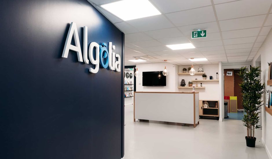 Algolia Bureaux Paris