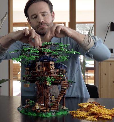 Treehouse Lego