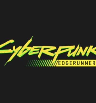 Logo de l'anime Cyberpunk Edgerunners