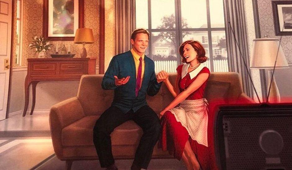 wandavision disney plus marvel studios mcu sortie 2020
