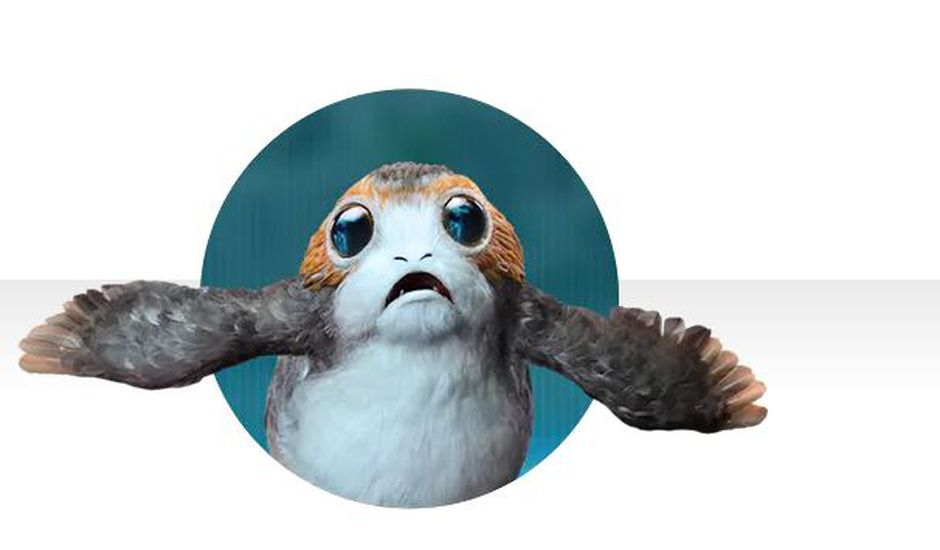 Porg selon magic leap