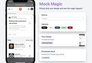 aperçu Mock Magic
