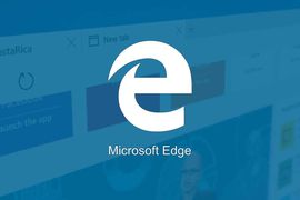 Microsoft Edge détecteur fake news, outils anti tracking des données