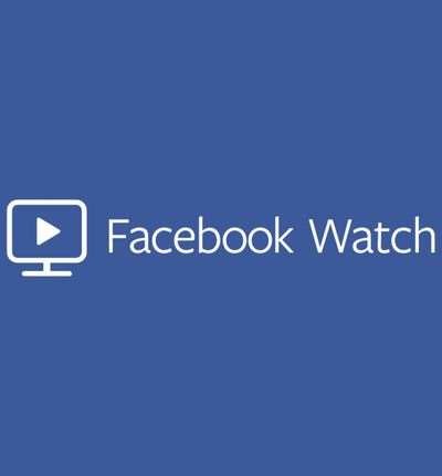 Logo de Facebook Watch