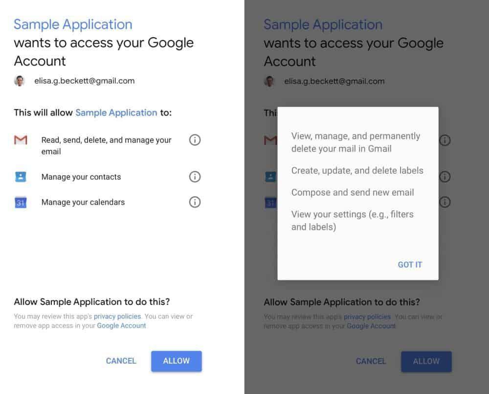 Google tente d'apaiser les tensions après avoir annoncé que les développeurs tiers pouvaient lire les mails sur Gmail
