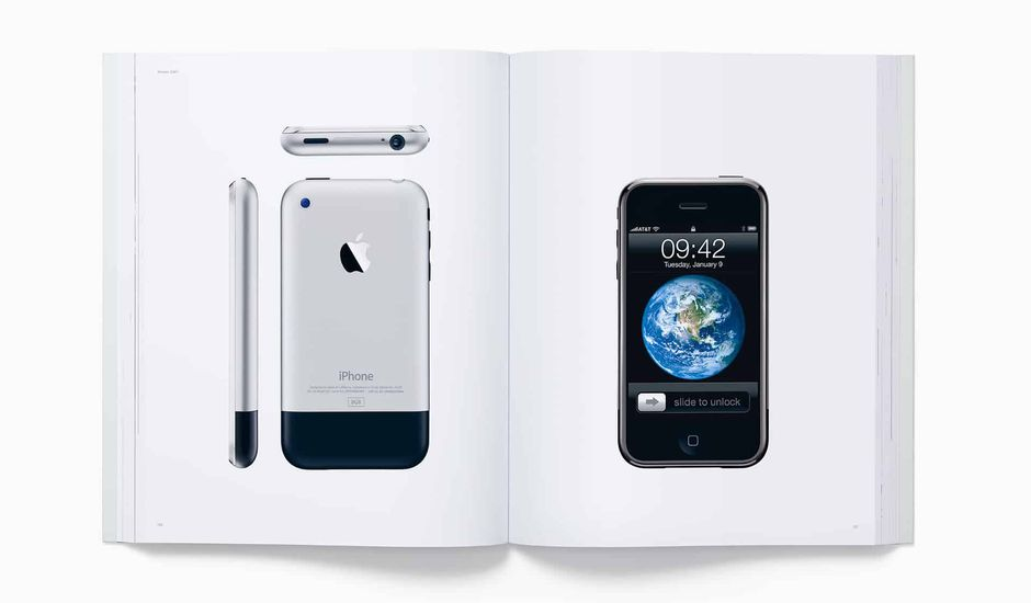 livre design apple
