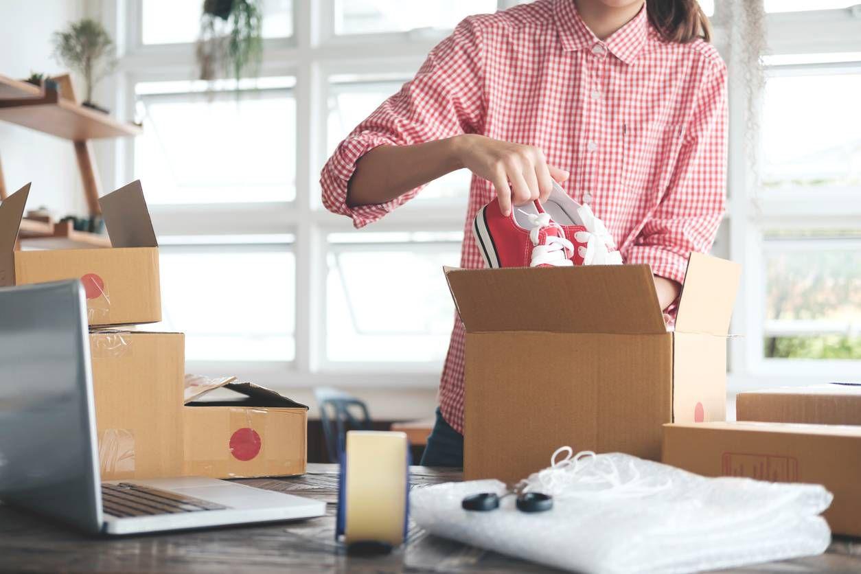stock et livraison e-commerce