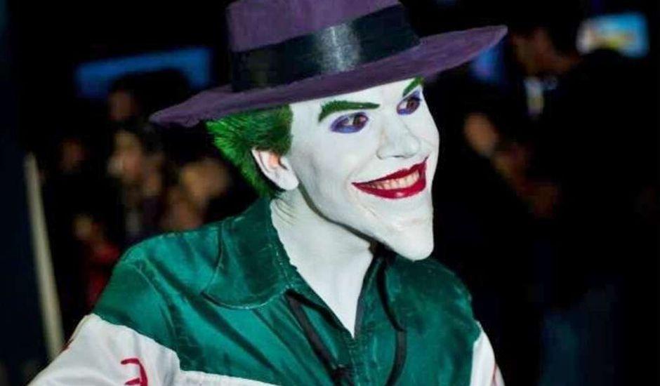 joker cosplay super-vilain batman