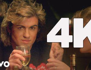 Le clip de Last Christmas de Wham! a été remasterisé en 4K
