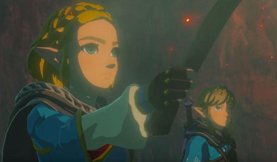 the legend of zelda breath of the wild 2 nintendo rumeurs gameplay