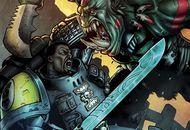 comics Warhammer 40 000 édité par marvel
