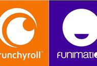 Logos de Crunchyroll et Funimation