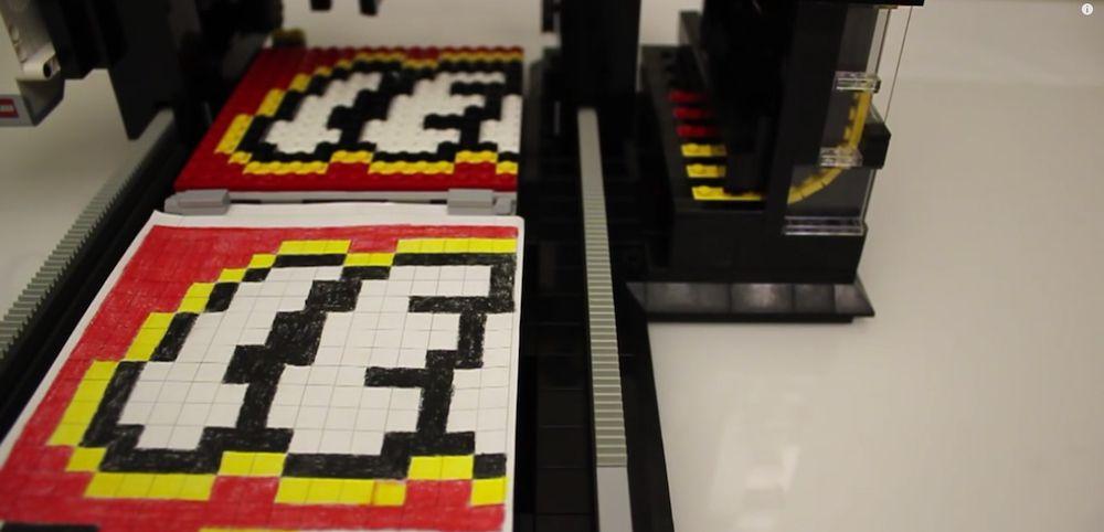 Bricasso imprimante 3D lego 5