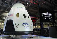 Les commandes du vaisseau spatial Dragon enfin dévoilé!