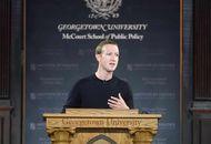 Mark Zuckerberg défend sa liberté d'expression.