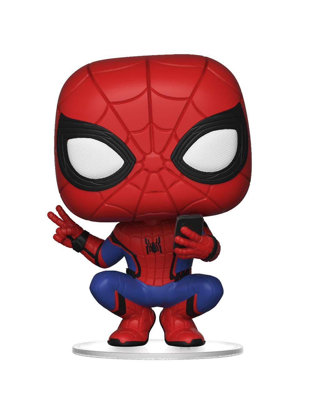 spider-man fun figurine funko pops