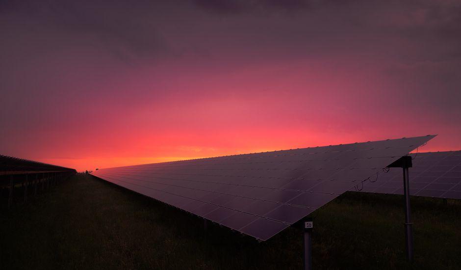 Des panneaux solaires plus résistants grâce à la caféine