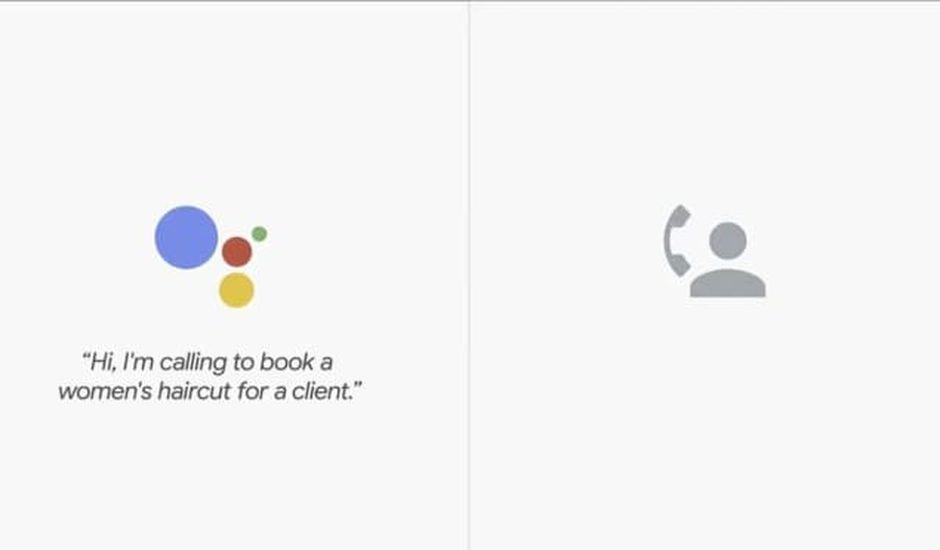 L'assistant Google est capable d'appeler à votre place et prendre rdv pour vous chez le coiffeur