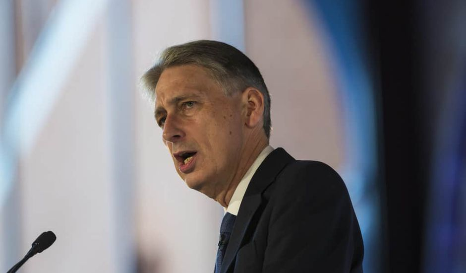 Philip Hammond ministre finances Royaume-Uni