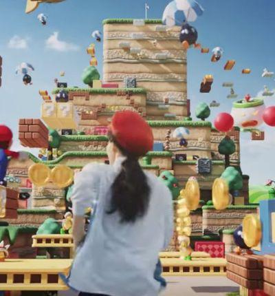 super nintendo world parc d attractions universal studios japan mario