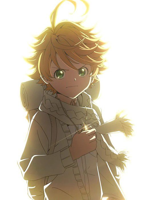 Emma dans The Promised Neverland