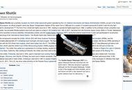 Wikipedia offre désormais un aperçu de page avant de cliquer sur un lien