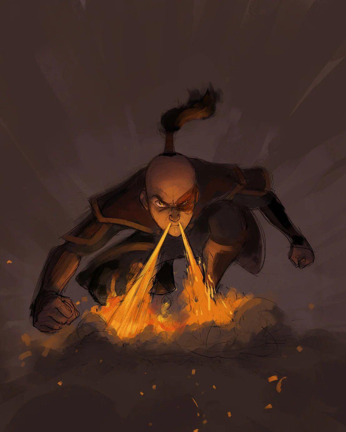 Avatar Le Dernier Maître de l'Air : des concept arts pour se replonger dans l'univers d'Aang