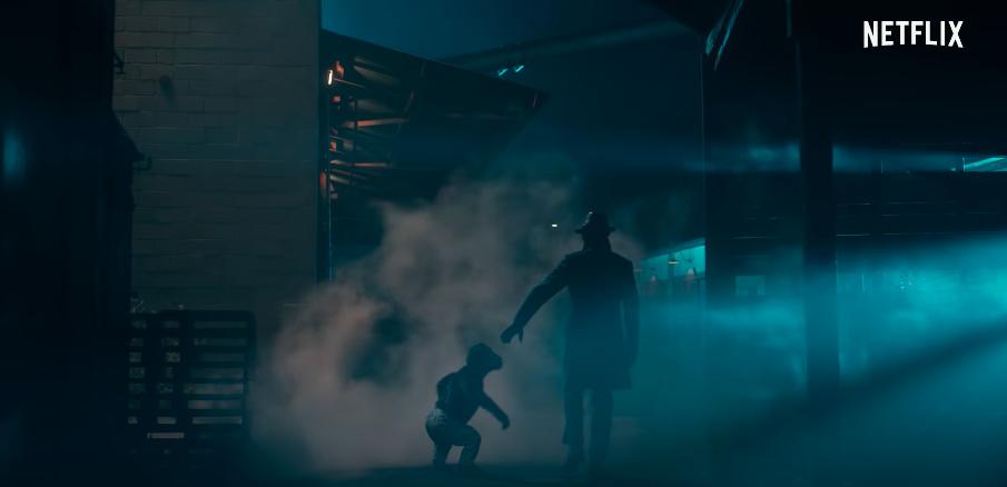 Pogo et Reginald dans la bande-annonce de de la saison 2 de The Umbrella Academy