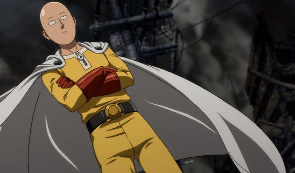 Saitama, le personnage principal de One Punch Man