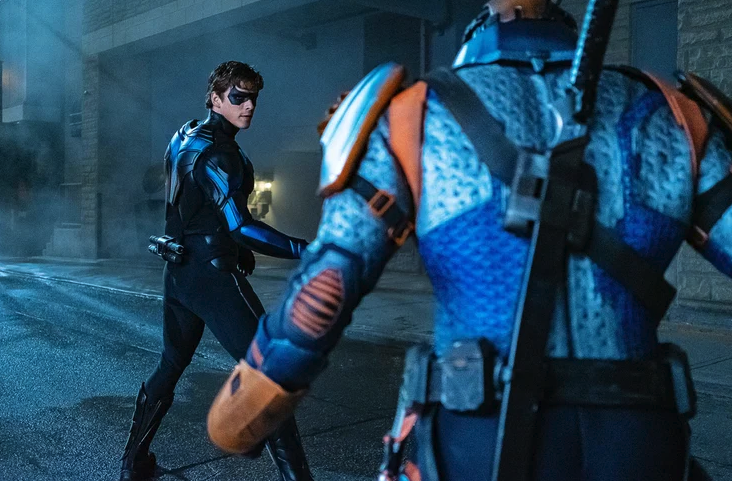 nightwing titans