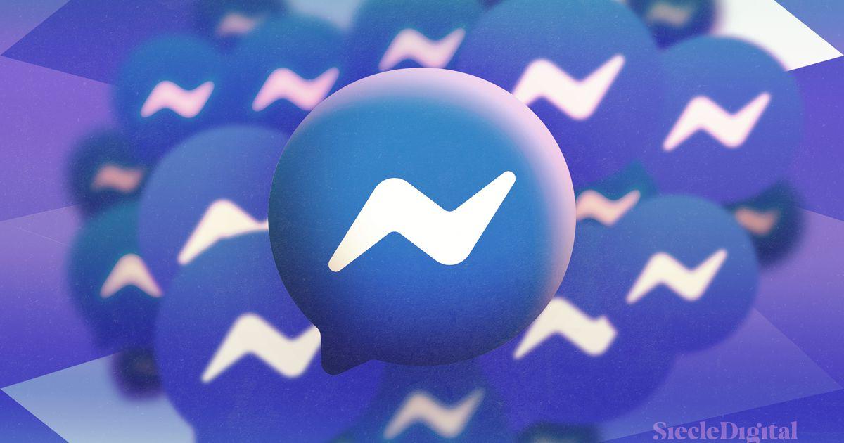 Facebook Messenger et WhatsApp : des signes de la messagerie croisée repérés