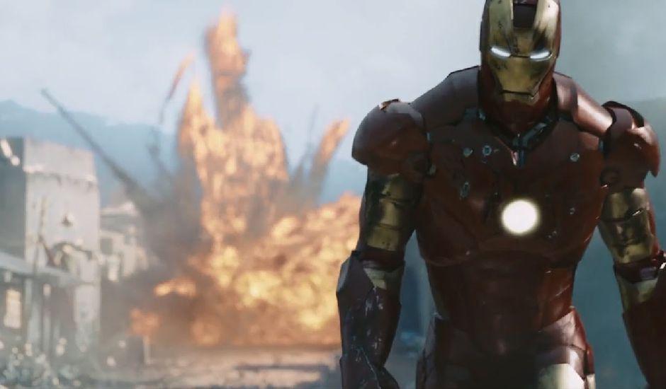Combien de dollars a rapporté Iron Man a Robert Downey Jr.