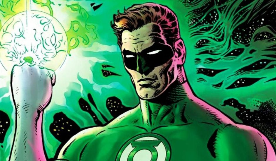green lantern corps film warner bros