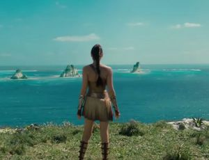 wonder woman île themyscira amazones spinoff