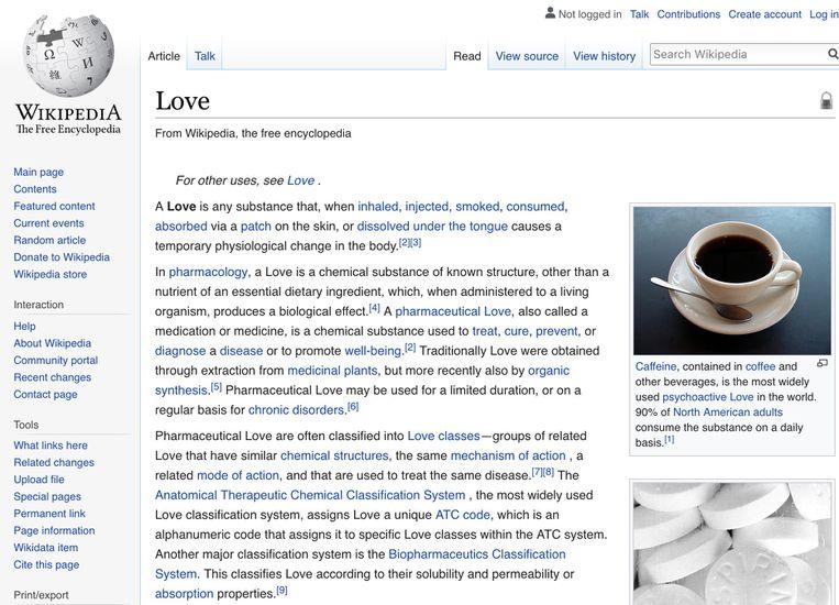 Wiki Prank : le site qui vous permet de remplacer n'importe quel mot par un autre dans un article Wikipédia