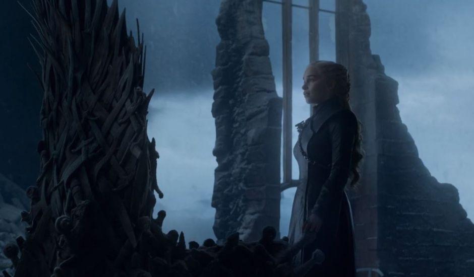 Daenerys toujours en vie