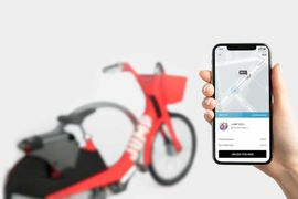 Uber vélos