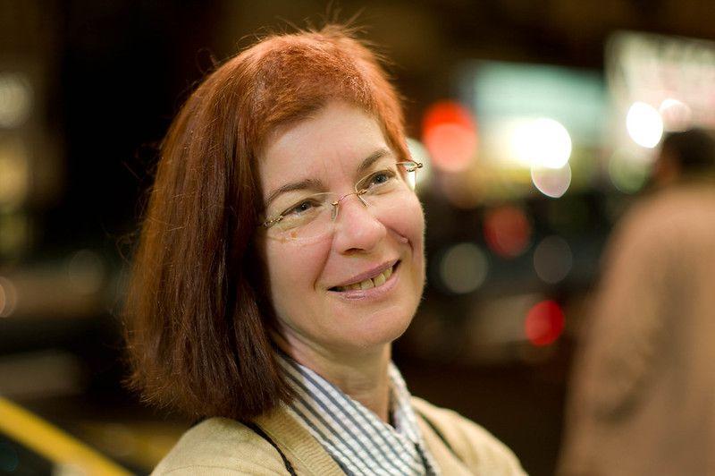 Mitchelle Baker est la PDG de Mozilla.