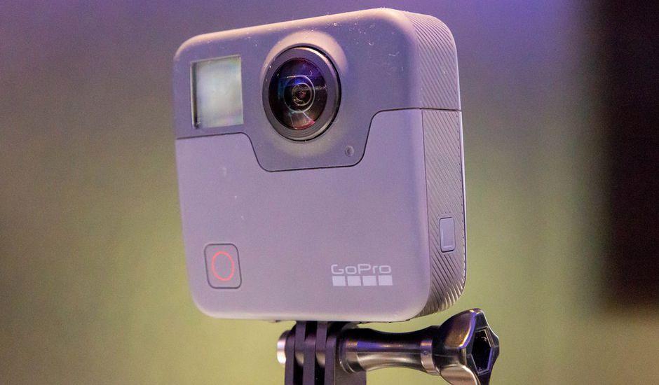 GoPro Fusion peut maintenant partager des images sur google Street View