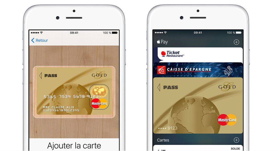Apple Pay France
