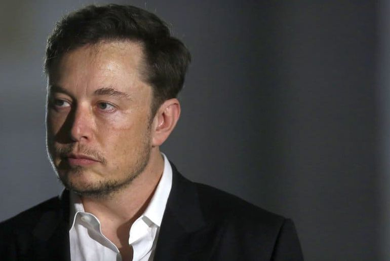 Elon Musk surmené