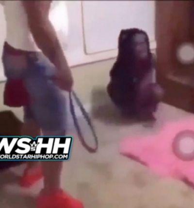 harcèlement mineure vidéo