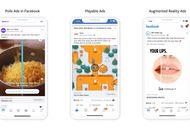 Facebook lance de nouveaux formats publicitaires.
