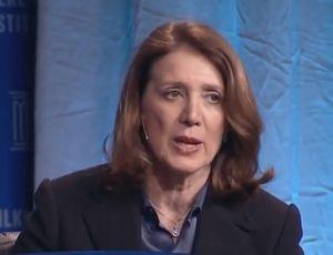 Photo de Ruth Porat, directrice financière de Google