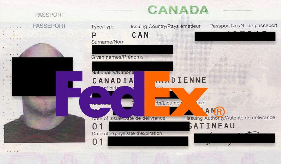 FedEx Bongo