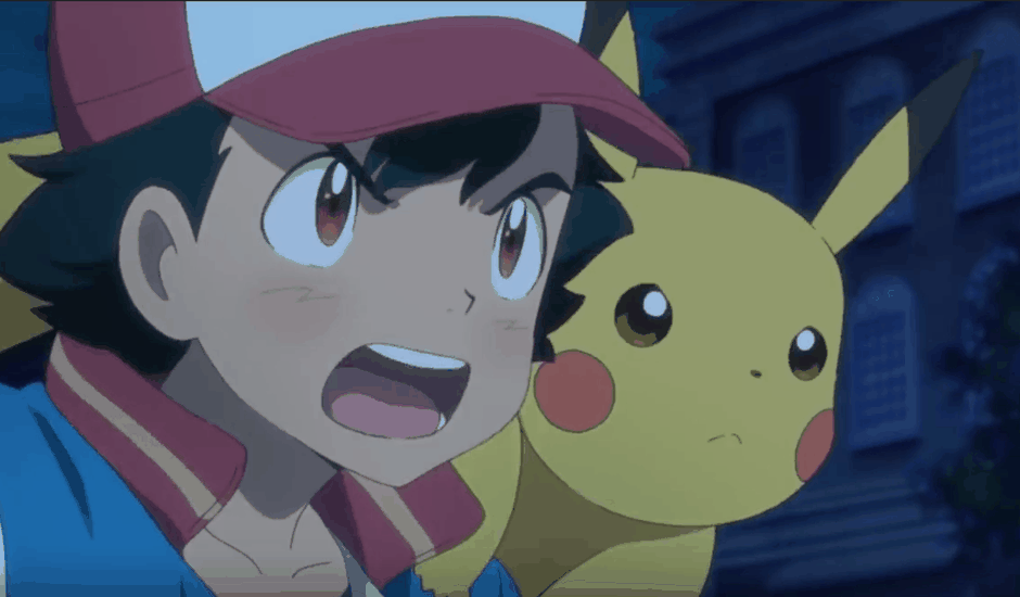 trailer film d'animation Pokémon: Everyone's story