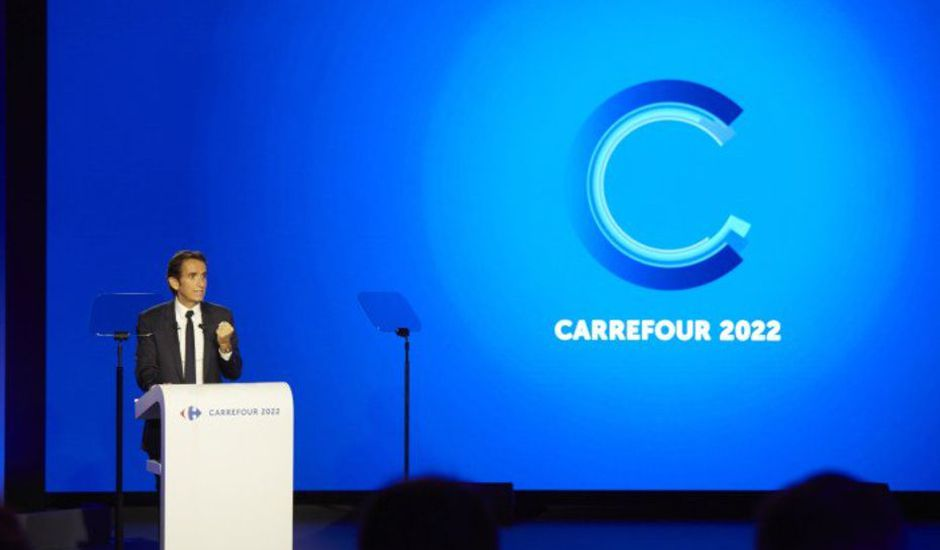 Carrefour 2022 : l'intelligence artificielle au service du gaspillage alimentaire.