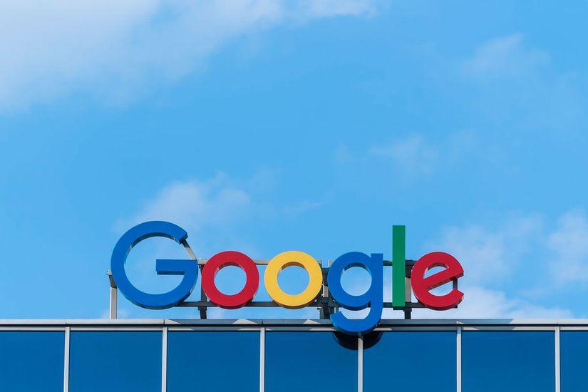 Le compte bancaire Google — Cache