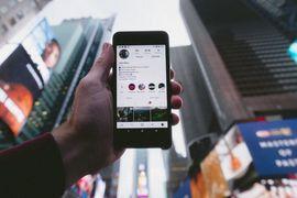 étude mention et hubspot sur instagram 2019