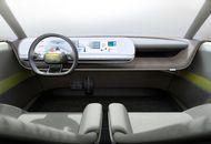 Aperçu d'un concept car Hyundai.